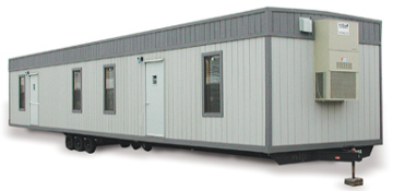 8 x 40 ft construction trailer in Buffalo